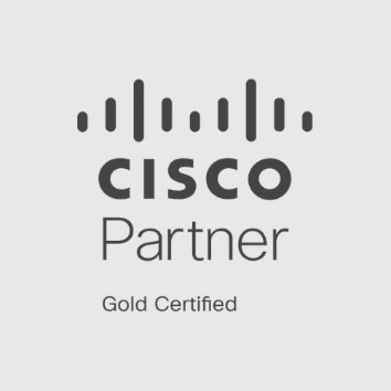We're a Cisco GoldPartner and Cisco Cloud Certified - With inside access and support to the latest tech, training and intel - no one knows Cisco better than our engineers, architects and project managers. Offering the full suite of Cisco services, we can design the right IT solutions for your business needs.